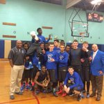 Your 2014-2015 Yonkers City champions, @SaundersHoops http://t.co/AsFk6AsL9z