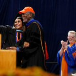 Morgan Freeman looks great in a #Gators hat, dont you think? He was here to see his granddaughter graduate. #UFGrad http://t.co/FOKm2qGWCU