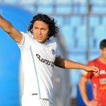 .@CremasOficial se corona pentacampeón de #Guatemala al tumbar a los @Rojos_Municipal con goles de Agustín Herrera. http://t.co/uvfSl8jz7W