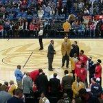 You dress like an usher @TheFakeMonty @PelicansNBA http://t.co/8PEOFJJYIc