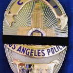LAPD To Wear Black Bands On Badges To Honor #NYPD Officers In Ambush Killing http://t.co/6XFQbCJxH7 http://t.co/f7I3hU4g1p