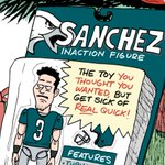 Look under the Christmas tree, #Eagles fans http://t.co/cyg06E9Lnq http://t.co/6OY8lRWKYF