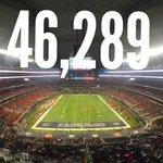 6A-DII #UILState Football Championship attendance: 46,289. @Katyfootball @CHLonghorns #txhsfb http://t.co/FoV7ATJHUK