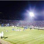 #MotaguaVsRealSociedad: ¡AMBIENTAZO! El que se vive en el estadio Nacional de Tegucigalpa. http://t.co/3Tn3rOMmak http://t.co/Yxol93NMlg