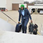 Devin Taylor broke out a festive hat for this #LionsRoadTrip. Check out more photos: http://t.co/pA52jaQ3D1 http://t.co/f91L9yjJIa