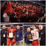 Congrats to 6A-DII #UILState champion @CHLonghorns & MVPs Damarkus Lodge (Cedar Hill) & Paddy Fisher (Katy) http://t.co/ukX1pmJq7a