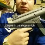 Dals after JAB, BYOG. Bring your own gun http://t.co/attCEs5Kau