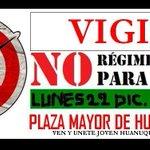 La juventud de Huánuco manifiesta su rechazo a la nueva ley laboral juvenil... http://t.co/bQiQpOJUxJ