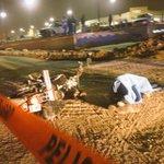 Motociclista atropellado y muerto en periférico Lea y Sierra Mojada #saltillo http://t.co/kEB9tasE42