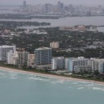 Warming worlds rising seas wash away some of South Floridas glitz. http://t.co/DRvVEsjh5a | @npomalley http://t.co/yKFZcXBfgX