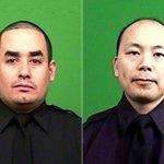 """PICTURED: Fallen @NYPDNews Officers Rafael Ramos and Wenjian Liu who were """"assassinated"""" today http://t.co/LDguvNq7Nj http://t.co/O7LEmSAJ0A"""