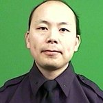 Officer Wenjan Liu was 32-years-old & a seven year veteran of the #NYPD, & recently married. #RIP @DarlaMiles7 http://t.co/DfjlQPhBqP