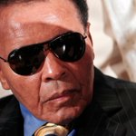 THIS JUST IN: Muhammad Ali is in hospital with 'mild' pneumonia. Alis prognosis is good, a short stay is expected. http://t.co/7J4o1cn00v