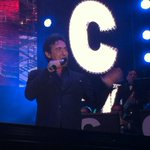 """El barítono Carlos Marín, interpreta el tema """"María"""" para todos los carmelitas. #FICH2014 http://t.co/ls7ymZPszH"""