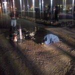 Jose Luís Mtz Montelongo, de 34 años de edad; motociclista fallecido en LEA y Sierra Mojada. Foto: Arturo Gaona http://t.co/xnlYBIA46p