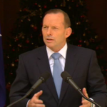 PM @TonyAbbottMHR, 'I would be happy to go with this team to the election'. #9News http://t.co/DVOmy7aKpd