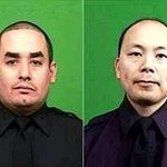 Two of #NYPDs finest assassinated today and one sons sad reality http://t.co/LMyTPDDg4W