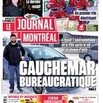 La UNE de votre Journal, édition du dimanche 21 décembre 2014. http://t.co/PEcS2W0prE