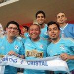 Esto es Sporting Cristal http://t.co/H7qI0I20ms