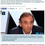 Contrairement à i>Télé, Paris Première maintient Zemmour à lantenne ???????? http://t.co/gU0F9I1g68