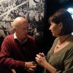 Avui #DinarSolidari a S.Antoni amb visita/suport de @F_Armengol qui és plenament conscient de les nostres necessitats http://t.co/n3duHfItB8