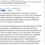 Hay quienes dicen que #AtlanticCopper no contamina, pero en #Huelva sabemos que si. Este artículo lo confirma. http://t.co/qULvd0OyLs
