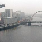 Is anyone else #baltic today? Glasgow weather isnt very kind at the time of year! ☔⛄???? #ScottishSlang #Glasgow http://t.co/OB6z277Blh