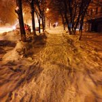 Дорога домой.#snow #winter #road#ufa #ufa_photo #snow #road #winter http://t.co/5UhDWp7izo