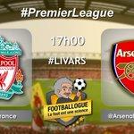 [#PL] @LFCFrance - @Arsenal_France Coup denvoi à 17h00 ! Match à suivre sur @Footballogue ! #LIVARS http://t.co/E6y2SOTiAz