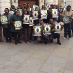 """Thanks! """"@ALOFFAWY: Nigerians in d UK showing their support for GMB. @APCNigeria @APCUKingdom @Buhari2015 http://t.co/pkmK1s4Ql6"""""""