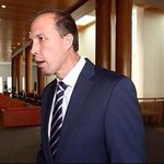 The only positive out of Abbotts chair shuffling on his Titanic is taking vulture Dutton out of the Health portfolio http://t.co/QJv4wfvhKy