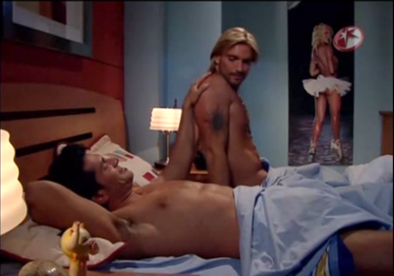 gay couple tv show soap