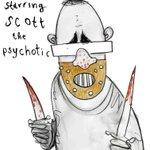 starring scott the psychotic @ScottMorrisonMP #auspol @independentaus @forthleft @otiose94 + https://t.co/e5zQMv4CMa http://t.co/2kffG8JgRO