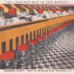 Remember the Subway Cafe #Chicago ? @GiulianaRancic @BillRancic @BillyDec @TheSecondCity @MichaelGrossBiz @PWSullivan http://t.co/urg9Crz7nj