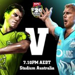 The next generation take on legends of the game, with @ThunderBBL v @HeatBBL. PREVIEW: http://t.co/vgmK63u4JY #BBL04 http://t.co/xvBj5ZdlHH
