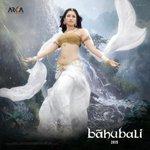 Wow! RT @BaahubaliMovie The first look of @tamannaahspeaks as AVANTHIKA from #Baahubali (English)