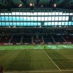 Allenamento del mattino nel campo indoor dellAspire Academy #SupercoppaTIM #JuveNapoli #ForzaNapoliSempre http://t.co/fYajNMhnLA
