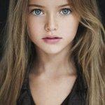 9-летняя модель Кристина Пименова, дочь российского футболиста Руслана Пименова http://t.co/lSZk8O6BM8