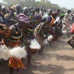 Les populations de #Kouban ont réservé un accueil chaleureux au PAN @SOROKGUILLAUME à son arrivée #GKS #ci225 #Santé http://t.co/2ZrY5GhTz5