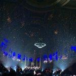Superb choir at @cirque du soleils 30th anniversary concert last night in #Montreal http://t.co/VmmlcRvAks