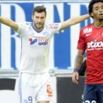 LOlympique de Marseille est champion dAutomne avec 41 points ! #OMLOSC http://t.co/uneXxmO6GT