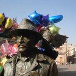 Sr de las Palomas. Plaza de Armas, Cd de San Luis Potosí, SLP. http://t.co/4XWnwpvb5D