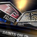Gameday Central: Falcons vs Saints http://t.co/EE5cXrXhzW http://t.co/FpsfdihKYf