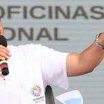 Presidente @MashiRafael : Que Alemania entienda que la colonia se acabó hace mucho tiempo http://t.co/Pg2C8aJZDm http://t.co/DD9wSWESbs
