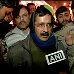 BJP took a U turn on all the promises they made, BJP needs to control crime rate in the capital: Arvind Kejriwal http://t.co/E77Cs4E4mZ