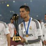 Cristiano ha sido elegido mejor jugador del año para Placar ▶ http://t.co/rOxNG71aBc http://t.co/iUpc4ts8sp