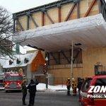 Québec - Incendie au Musée des beaux-arts du Québec sous contrôle dommages très mineurs http://t.co/Pz1MeyPdzQ