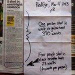 Dear, Chicago Tribune #BlackLivesMatter #ICantBreathe http://t.co/DibbDy47Ro