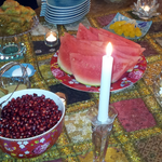 Happy Yalda to all Persians! Yalda is celebrated in memory of the victory of light over darkness #Iran http://t.co/0F2m9Bm4kC