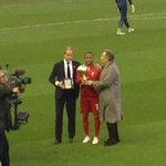 golden boy award, Raheem Sterling..... well done http://t.co/reT2lsZEYo